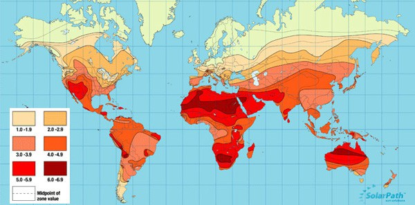 world_solar_insolation_map